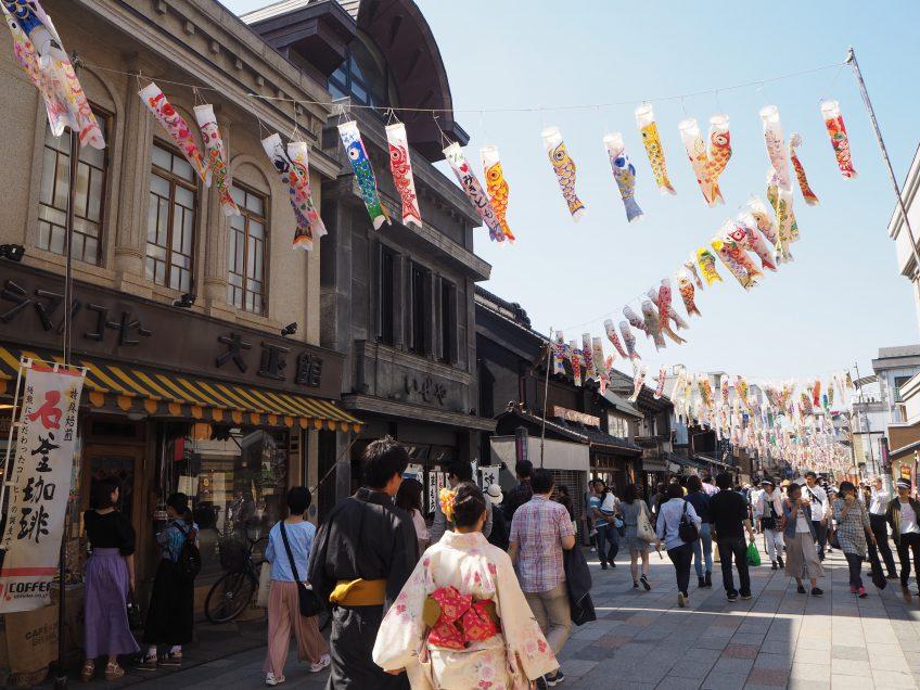 東京都心からたった1時間!〝小江戸・川越〟に行ってきました。