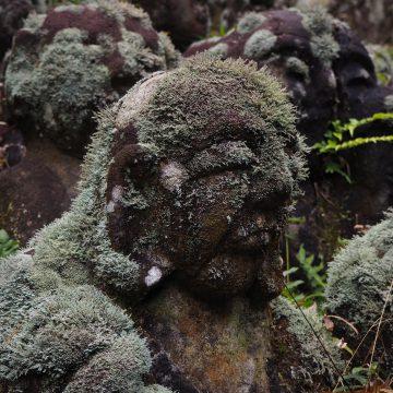 嵐山の愛宕念仏寺